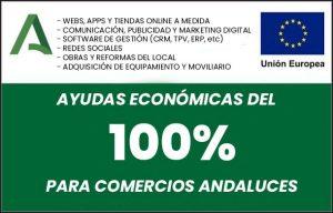 Subvencion Comercios Andalucia